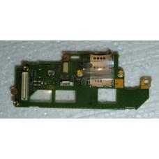SIM картридер, порти для WIFI та 3G з ноутбука Fujitsu LifeBook S792 CP561670-Z3