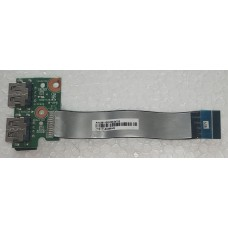 Плата USB ноутбука HP 650 655 CQ58 01016yy00-600-G