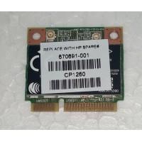 WIFI адаптер з ноутбука HP 650 655 CQ58 670691-001