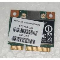 WIFI адаптер з ноутбука HP 650 655 CQ58 675794-001