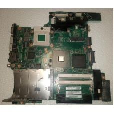 """Материнська плата з ноутбука Lenovo ThinkPad T60 42T0116 неробоча 14.1"""" N34"""