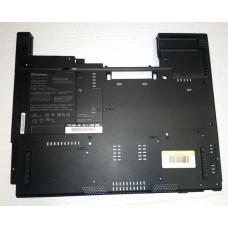 Нижня частина корпуса (поддон) з ноутбука Lenovo ThinkPad T61 42R9989 14.1 N18