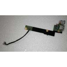USB роз'єм з ноутбука Lenovo ThinkPad T61 41W1343 N30