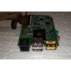 Плата USB аудіо з ноутбука Lenovo ThinkPad W701 60.4CJ08.011