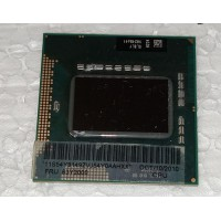 Процесор з ноутбука Lenovo ThinkPad W701 Intel Core i7-720QM 6M Cache, 1.60 GHz 4 ядра 8 потоків