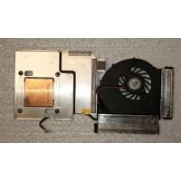 Система охолодження відеокарти з ноутбука Lenovo ThinkPad W701 60.4CJ16.001 60Y4949