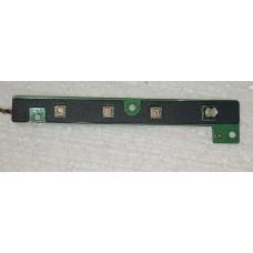 Сервісні кнопки з моноблока Lenovo IDEACENTRE C200 з шлейфом
