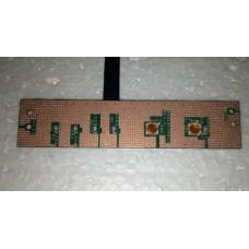 Кнопка включення з ноутбука Lenovo ThinkPad L520 DAGC8FYB8C0