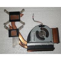 Система охолодження з ноутбука Lenovo Thinkpad T530 3815053200 60.4QE13.001 04W3623