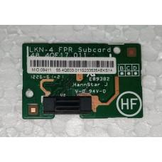 Сканер відбитків пальців з ноутбука Lenovo Thinkpad T530 55.4qe03.011