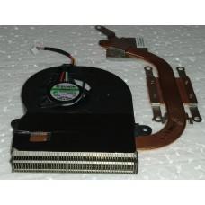 Система охолодження ноутбука Fujitsu Esprimo v6515 6043B0051501A01