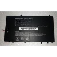 Акумулятор з ноутбука Captiva 14.1 z8350 N14 PL3710398P*2P 3,7V 10000 mAh 37Wh