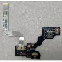 Кнопки включення, WIFI, блютуз Dell Latitude E6400 LS-3807P 0D459C з шлейфом