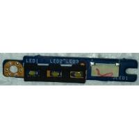 Плата Led індикації ноутбука DELL LATITUDE E7240 0YY58C ls-9595p