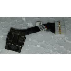 Роз'єм живлення ноутбука DELL LATITUDE E7240 DC30100N000