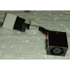 Роз'єм живлення ноутбука DELL LATITUDE E7250 04W9NY DC30100O000