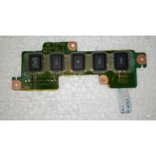 Мультимедійні кнопки з ноутбука MEDION Akoya P8614 411826411014