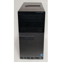 Системний блок DELL Optiplex 3020 I5-4590 4х(3.3-3.7)Ghz, DDR3 8GB, SSD 128GB